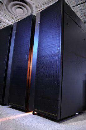 Der mit der Power6-CPU vorgestellte Server aus der p570-Linie arbeitet bis zu zweimal so schnell wie seine Vorgänger.