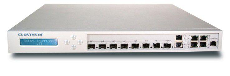 Je nach Einsatzgebiet sollte eine Firewall mehrere Netzwerk-Ports aufweisen.