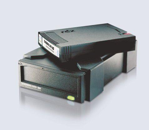 Das Kopieren einer Datei mit 1 GB vom Test-Server auf das Tandberg-Gerät dauerte weniger als zwei Minuten.