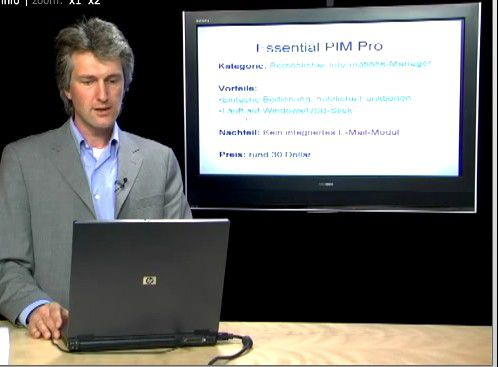 Ein funktionsreicher Organizer ist EssentialPIM von Epim. CW-Redakteur Frank Niemann stellt das Tool vor.