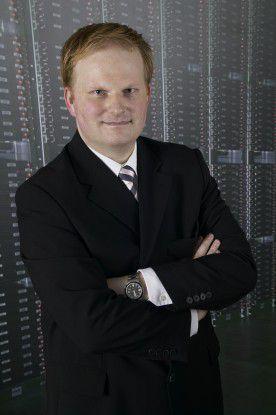Damian Schmidt, Vorstandsvorsitzender der Strato AG
