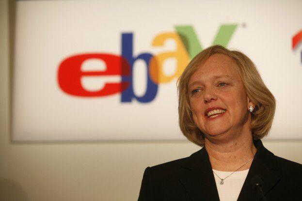 Konzernchefin Meg Whitman stellt umwälzende Veränderungen in Aussicht.