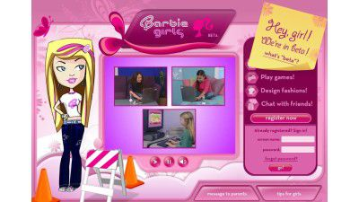Barbie Girls greift Second Life und World of Warcraft an