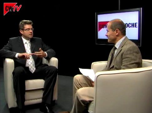 Christoph Stuhrmann vom CW-Kooperationspartner Stepstone warnt im CW-TV-Gespräch davor, die Jobsuche im Web auf die leichte Schulter zu nehmen (Video, 4:33 Minuten).