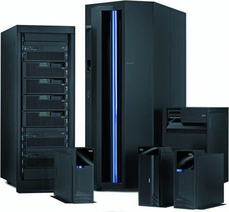 IBM-Server der i-Serie, hervorgegangen aus der legendären AS/400-Reihe, bekommen im nächsten Jahr ein neues i5/OS-Betriebssystem (V6R1), das in wichtigen Punkten AIX 6 ähneln wird.