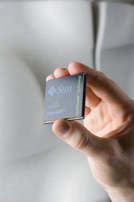 """Der erste CTM-Chip Ultrasparc T1 (""""Niagara"""") debütierte im Dezember 2005."""