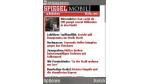 Spiegel Mobil - Schlagzeilen für das Handy