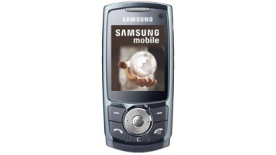 Samsungs Blogging-Handy SGH-L760 im Handel