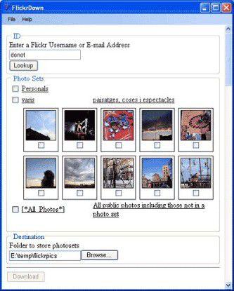Portale wie Flickr machen HP zu schaffen. Denn die Menschen präsentieren ihre Fotos im Internet und drucken deshalb weniger aus.