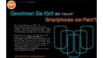 Palm zeigt neues Smartphone am 12. September 2007