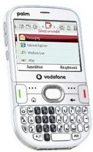 Der Treo 500v ist das zweite Smartphone von Palm mit Windows Mobile als Betriebssystem.