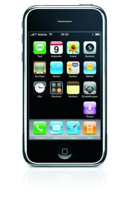 Die meisten Kunden kennen das iPhone zumindest schon aus dem Internet.