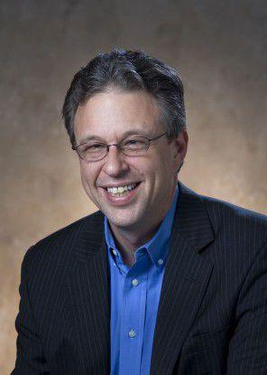 Optimismus: EMC-Manager Lewis sieht den Markt für ECM-Software noch lange nicht gesättigt.
