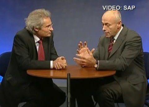 CW-TV: Kagermann und Schwartz kommentieren die Übernahme (Video 4:06 Minuten).