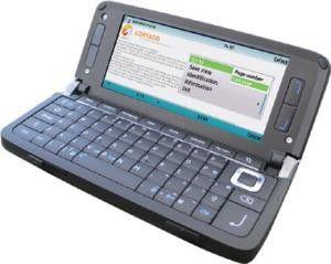Als Notebook-Ersatz prädestiniert: Nokia E90 Communicator