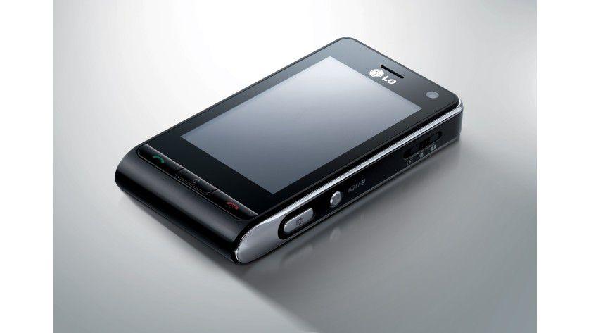 Viewty: Aktuelle Technik soll gegen das iPhone antreten. (Quelle: LG)