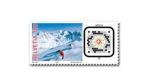 Philatelisiten aufgepasst! Schweizer Post bringt interaktive Briefmarke - Foto: connvision