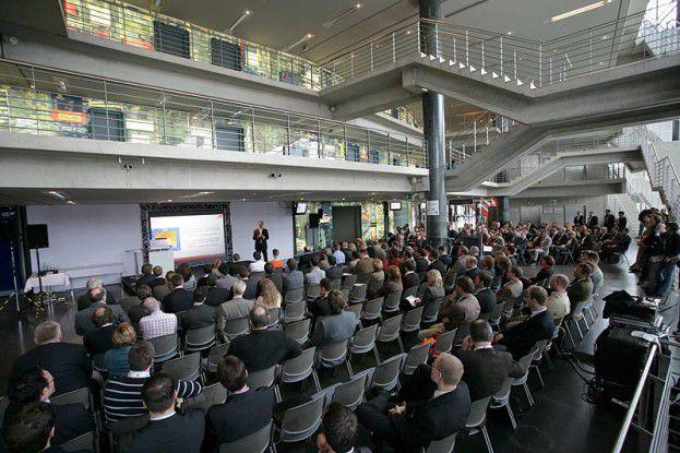Rund 450 Besucher kamen zu den RedDot Days nach Köln.