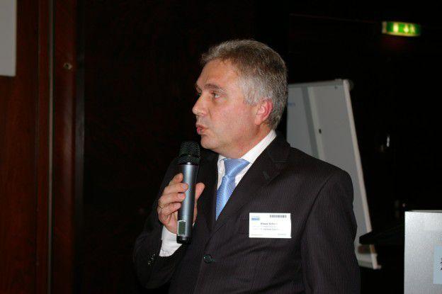 """Klaus Scheid, Leiter IT-Infrastruktur bei Vaillant: """"Neben Standardisierung waren die Kosteneinsparungen ein wesentlicher Punkt."""""""