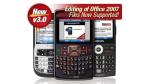 Microsoft veröffentlicht Office Mobile 6.1 mit XML-Unterstützung