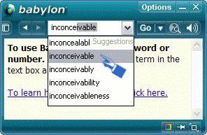 Erlaubte Babylon bisher nur immer Sprachpaarungen mit Englisch, so sind nun Smart Dictionaries mit Kombinationen wie Deutsch-Chinesisch oder Russisch-Französisch möglich.