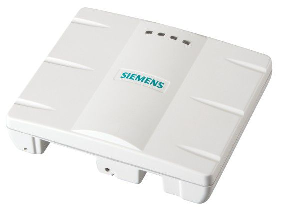 ...oder internen Antennen (AP3610). Bilder: Siemens Enterprise Communications