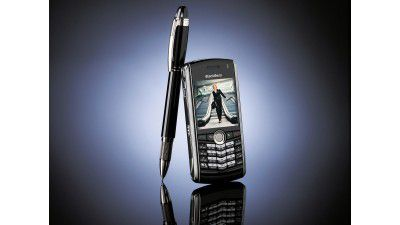 """Elektronische Fußfessel"": Blackberry-Blackout - Foto: BlackBerry"
