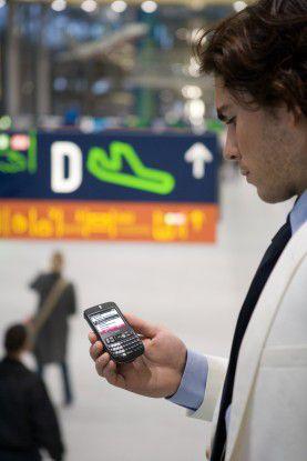 Teures Vergnügen: Durch geschicktes Verhandeln können Unternehmen ihre Mobilfunkkosten um bis zu 30 Prozent reduzieren.