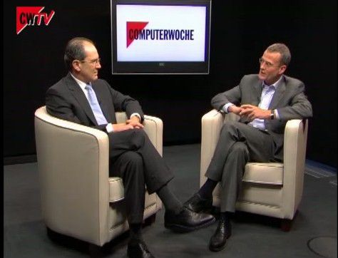 CW-TV: Der Service ist unsere Klammer. Hans-Ulrich Holdenried im TV-Interview mit Christoph Witte.