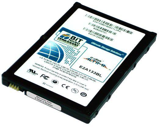Auf Flash-Speichern basierende Solid-State-Disks könnten in wenigen Jahren die herkömmlichen Festplatten mit Speicherscheiben sowie Schreib- und Leseköpfen ablösen. Dann sinkt auch der Stromverbrauch.