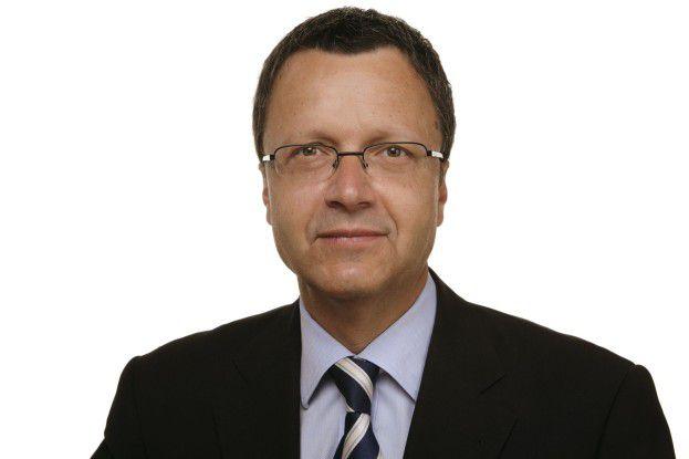 Informatica-Geschäftsführer Otto Neuer hält für 2008 einen Umsatzplus von 40 Prozent für realistisch.