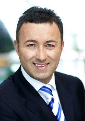 Jürgen Gallmann, Vorsitzender der Geschäftsführung Avaya Deutschland.