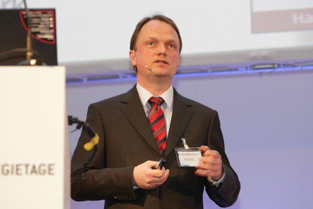 Stefan Kaiser, IT-Direktor, Marquard & Bahls AG