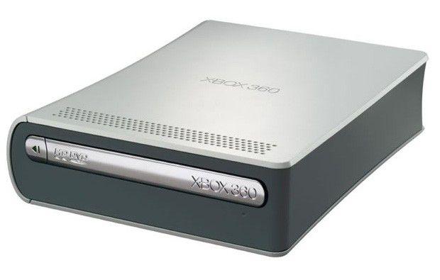Der HD-DVD-Player für die Xbox 360 ist wohl ein Auslaufmodell.