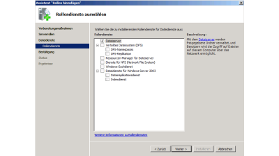 Windows Server 2008: Rollen und Server Core