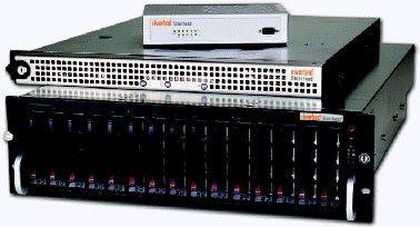 Mit der RiOS Service Platform (RSP)können auf den Steelhead-Appliances in einer eigene Partion zusätzliche Dienste laufen.
