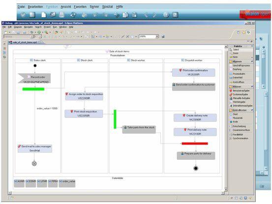 Mit einer Prozesskomponente sollen Anwender ERP-Abläufe einfacher anpassen können.