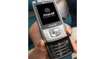 SCH-M470: Samsungs erstes HSUPA-Handy für Korea - Foto: Samsung