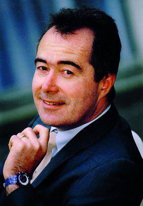 Christophe Chalons, Geschäftsführer von PAC: EDS hat die Hausaufgaben konsequent gemacht und die interne Organisation auf Effizienz getrimmt.