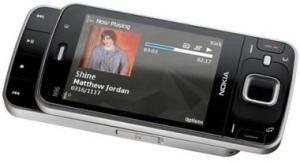 Der neue eletronische Alleskönner von Nokia: N96