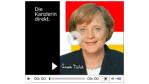 Merkel hat Spaß an ihrem Video-Podcast : 250. Ausgabe gesendet - Foto: Bundesregierung