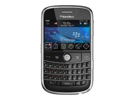 Qualitätsprobleme? Blackberry Bold