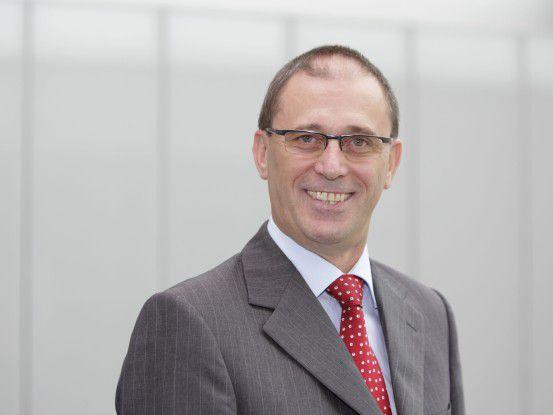 """Werner Scherer,CIO Döhler-Gruppe: """"Auch bei Konfilkten muss es um die Sache und nicht um die Schuldfrage gehen."""""""
