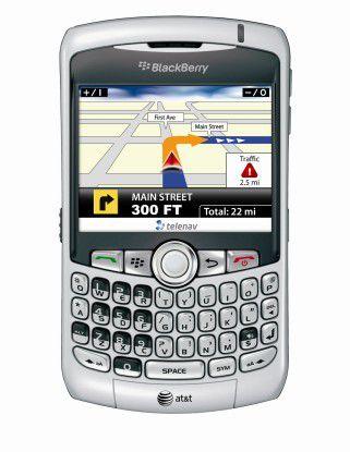 Mit integriertem Hinweis auf Verkehrsstörungen (und Umleitungen): Telenav's GPS Navigator