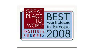 Great Place to Work: Europas Top-Arbeitgeber 2008 - Microsoft ganz oben - Foto: Great Place to Work