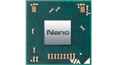 "Soll Intels Atom Konkurrenz machen: VIA schielt mit ""Nano""-CPU auf den Mainstream-Markt - Foto: VIA"
