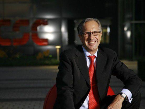 Gerhard Fercho: Wir sind wieder auf dem Wachstumspfad und konnten ein ordentliches Stück stärker als der Marktdurchschnitt zulegen.
