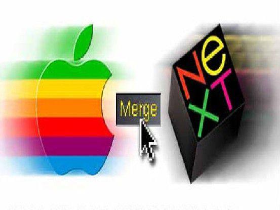 Mit dem Kauf des Start-up NeXT gewann Apple nicht nur neue Technik , sondern holte sich auch Apple-Mitbegründer Steve Jobs zurück ins Haus.
