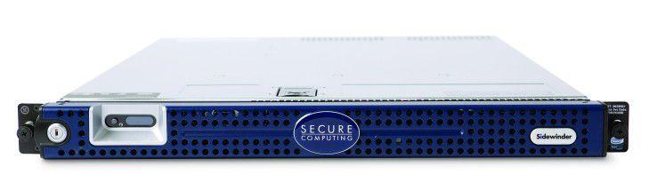 Blockt jetzt auch länderspezifische IP-Verbindungen: Secure Firewall(ehemals Sidewinder)von Secure Computing.