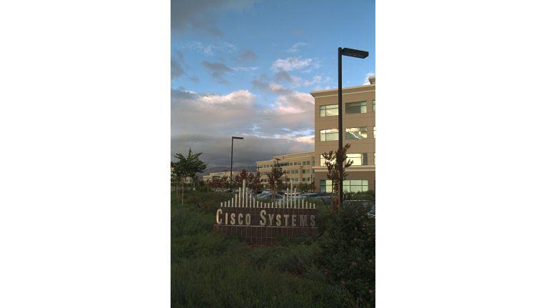 Die Cisco-Zentrale in San Jose
